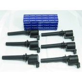 M105 Full Set of 6 Ignition Coils (Interchange # DG500)