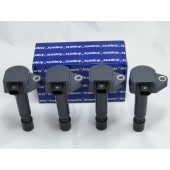 Set of 4 Ignition Coils Honda Civic 2006-2011