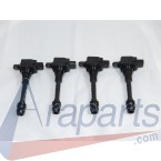 Nissan Sentra 2002-2006 1.8L Ignition Coils Set of 4