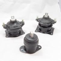 EMK507 Motor & Transmission Mount Set of 3 for 03-07 Honda Accord & 04-06 Acura TL Automatic Trans