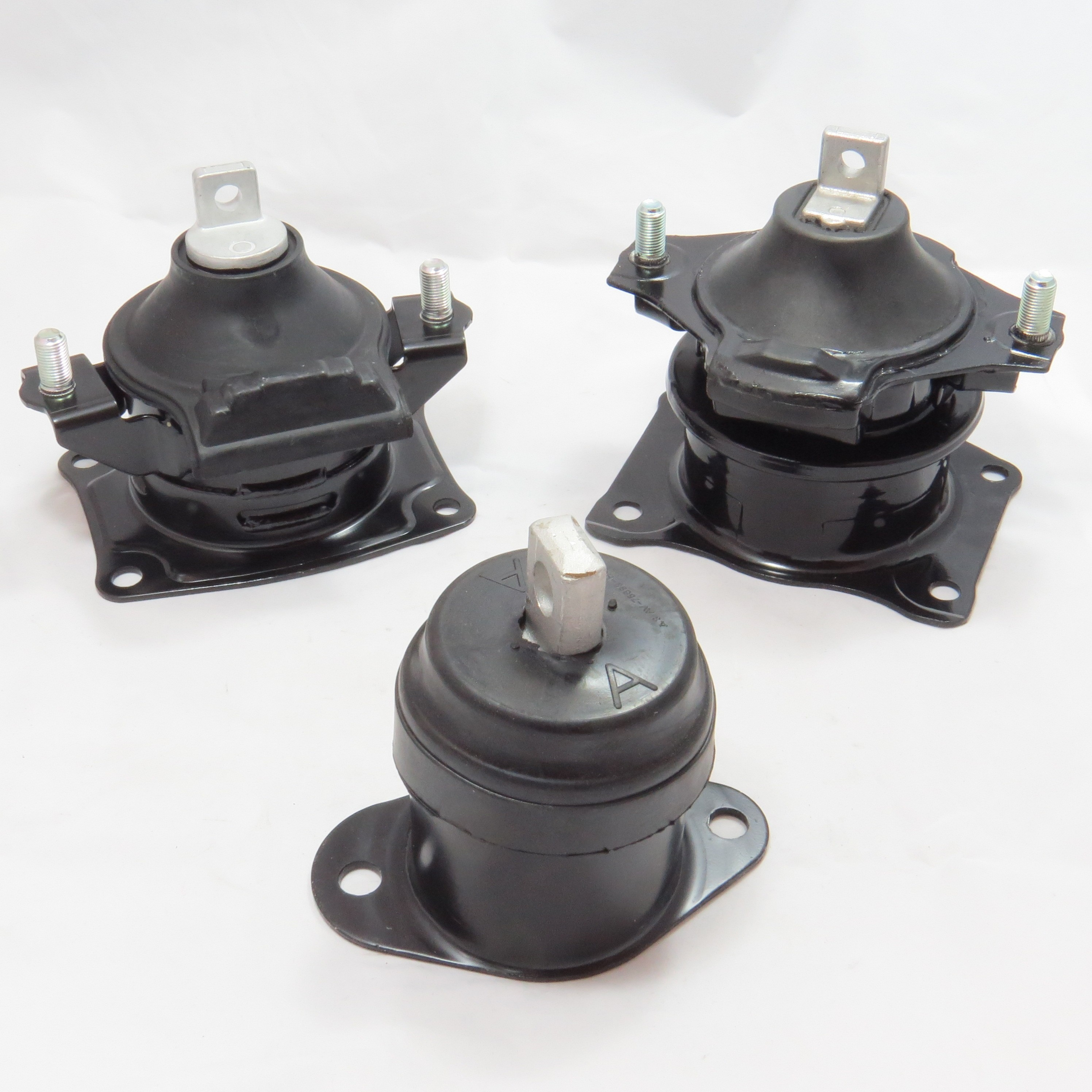 Motor Mount Set Of 3 For Accord & TSX 2.4L Automatic