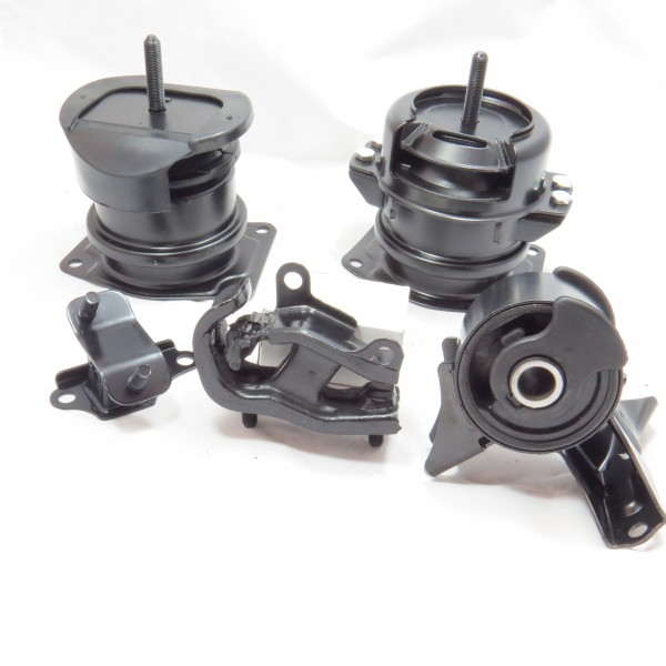 Motor Mount Set For Acura TL Automatic Araparts - Acura tl motor